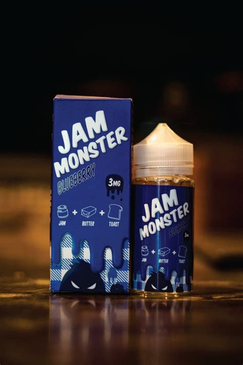 Liquid Gorilla Jam Blueberry Liquid jam blueberry e liquid 100ml bottle jam butter toast