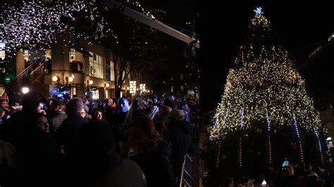 tree lighting faneuil 2017 faneuil tree lighting spectacular 2017 panasonic