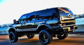 excursion ford excursion custom suv tuning