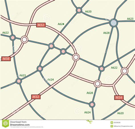 abstract road map royalty free stock image image 25558036