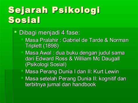 Buku Sejarah Dan Teori Sosial Edisi Kedua Yayasan Obor Indonesia Ori psikologi sosial