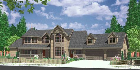 One Story House Plans With Porch by Farm House Plans And Farm Style Home Designs For Country