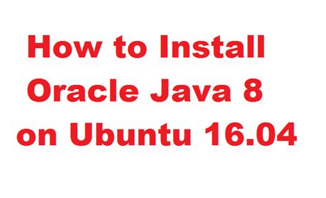 how to install oracle jdk 7 on ubuntu 15 04 howtodojo how to install oracle java 8 on ubuntu 16 04 via ppa