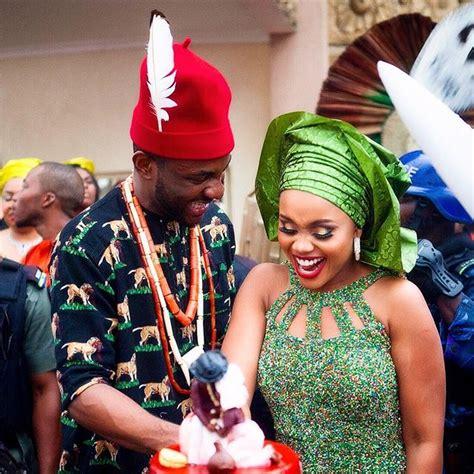 Zlatan Wedding Gift by Newly Wed Oap Ebuka Obi Uchendu Sends Out Appreciation