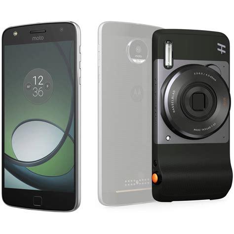 Moto Z moto z play xt1635 32gb smartphone unlocked lunar gray b h