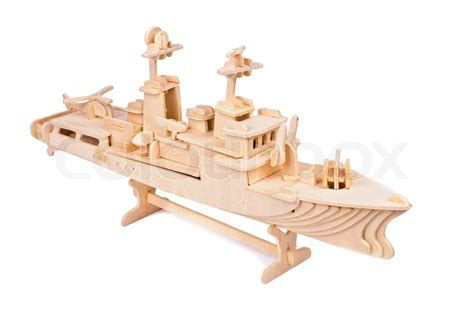 toy wooden ship stock photo colourbox