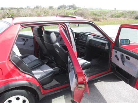 how to fix cars 1988 volkswagen jetta security system service manual 1988 volkswagen cabriolet rear door interior repair genuine vw beetle