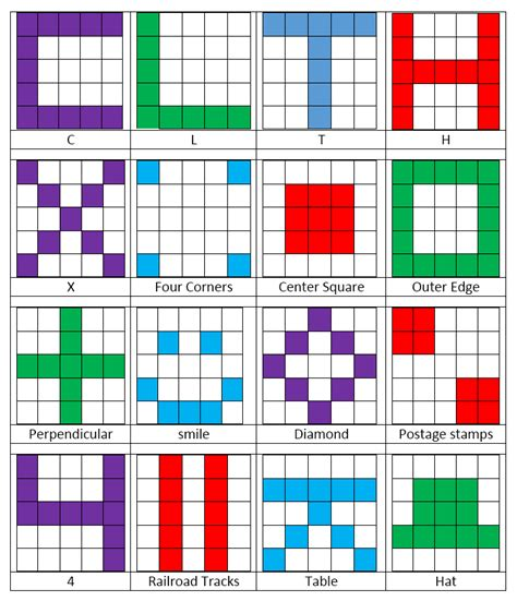 bingo pattern exles simone s math resources make bingo games last longer with