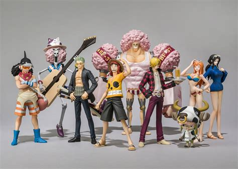 Figure One 9 Pcs Model 65 achetez des petites figurines one small trading figures z the chozokei