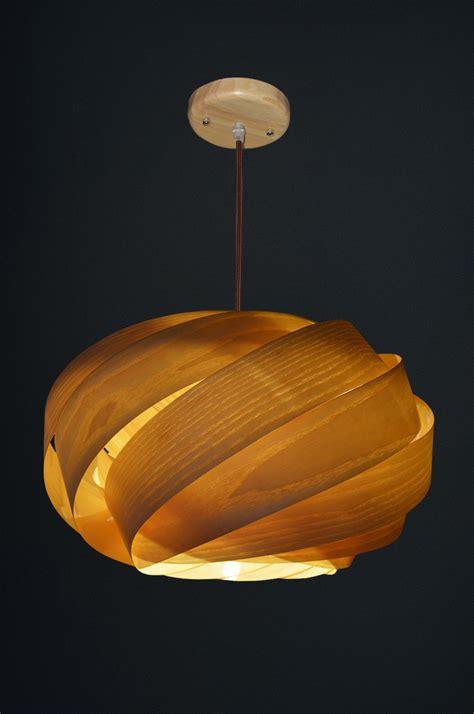 wood veneer pendant light wood veneer lighting pendants tequestadrum