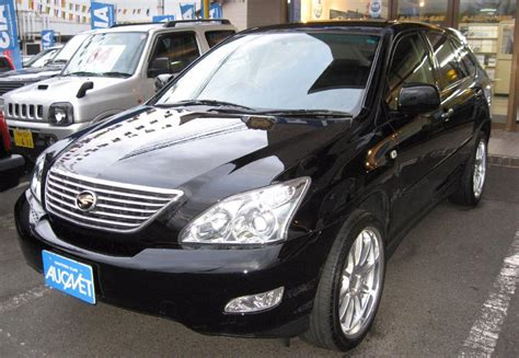 Toyota Japan Harrier Toyota Harrier 240g L Package 2006 Used For Sale