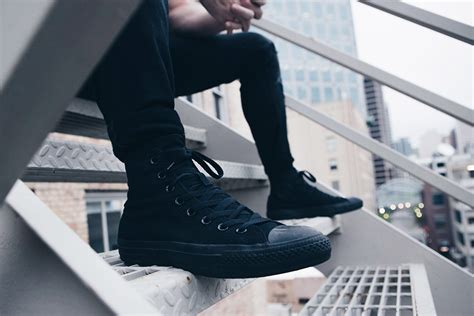 all black sneakers mens blacked out 15 best all black sneakers for