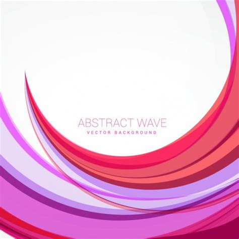 pink abstract wallpaper vector abstract background with pink waves vector free download