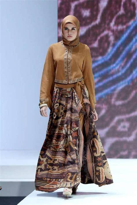 Rok Maxi Rok Panjang Bawahan 12 model rok batik panjang modern untuk pesta kondangan