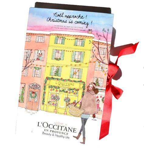 Calendario L Occitane En Modo Navidad Con El Calendario De Adviento De L