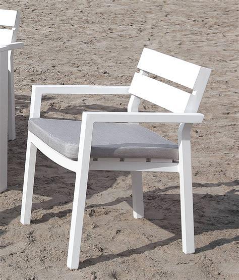 sillones de terraza y jardin muebles 187 terraza jard 237 n aluminio europeo