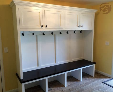 Mudroom Storage Bench Handmade Mudroom Entryway Bench And Storage By Boltonwoodworking Custommade