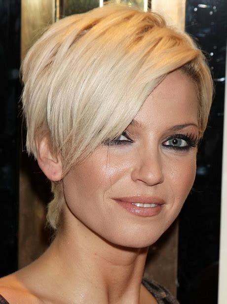 short hair at back longer on top hairstyles short in back long in front