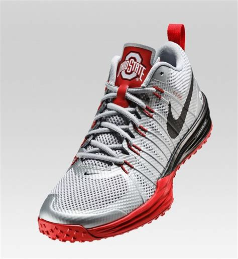 college football shoes nike unveils new lunar tr1 shoes featuring college