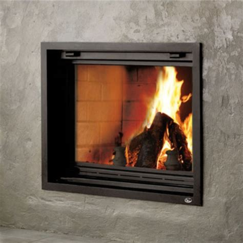 Zero Clearance Pellet Fireplace by Valcourt Fp7 Antoinette Woodburning Zero Clearance