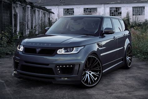 land rover sport custom custom range rover wheels rims by aspire design co uk