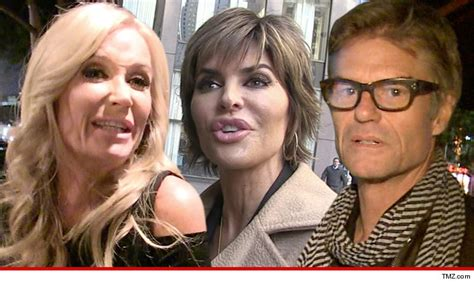 what did kim say about lisa rinnas husband kim what did lisa rinnas husband kim richards harry hamlin