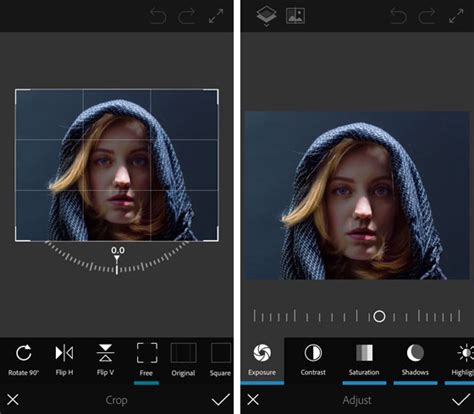 photoshop apps for android photoshop fix edit retouch your iphone photos with this free app