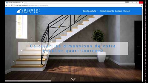 Comment Calculer Un Escalier Quart Tournant 4050 by Calculer Un Escalier Quart Tournant Exemple N 176 1