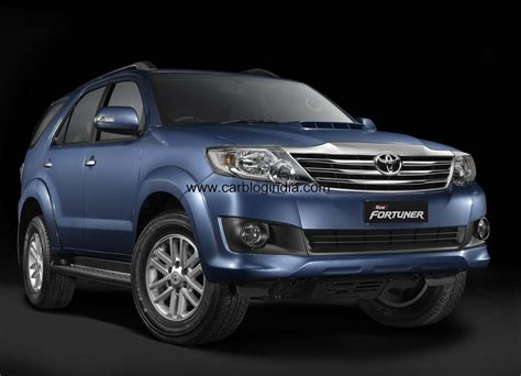 toyota new model new model toyota fortuner 2012 india price list pictures