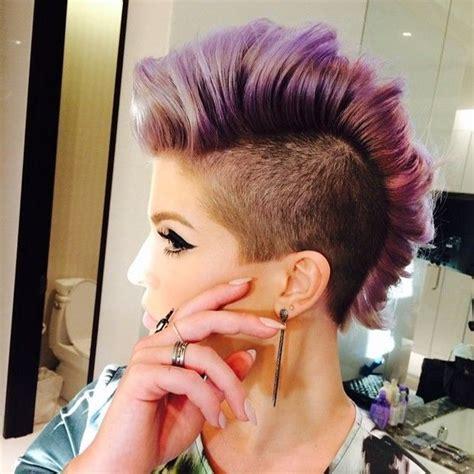 1000 ideias sobre curto undercut no pinterest penteados 1000 ideias sobre cortes de cabelo moicano curtos no