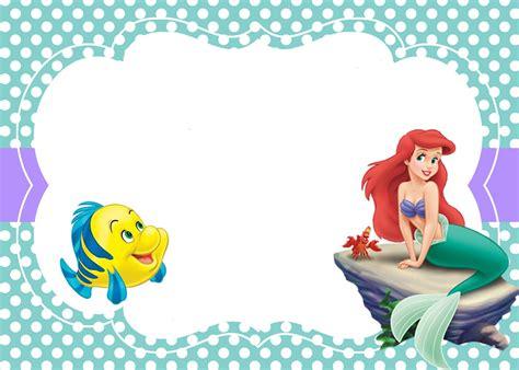 little mermaid card pattern related keywords little