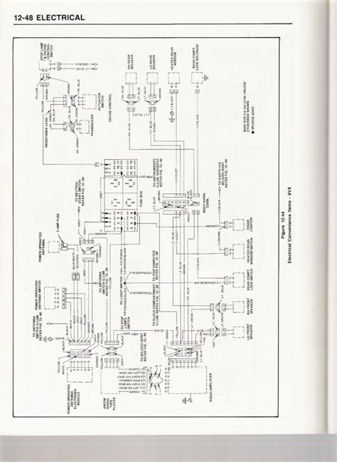 vx audio wiring diagram efcaviation