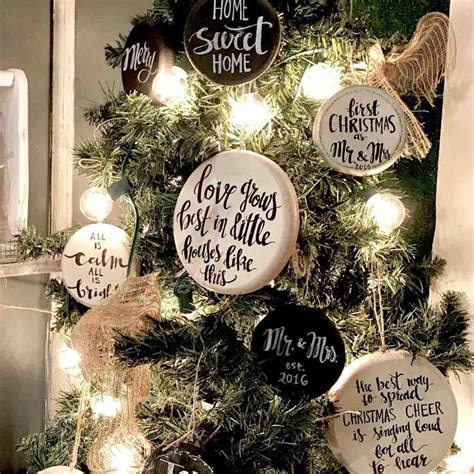 christmas tree decorationquotes diy diy farmhouse decor sign u farmhouse style scrap holidays and paper