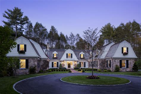 grand country house custom home magazine patrick