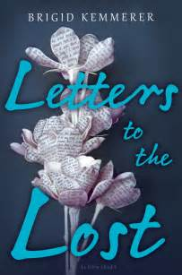 cover reveal letters to the lost brigid kemmerer