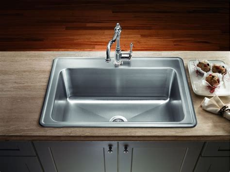 stainless steel kitchen sinks reviews stainless steel kitchen sinks choosing the best materials