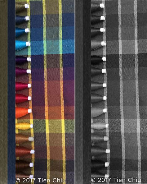 clashing colors how to use clashing colors in your handwoven cloth warp