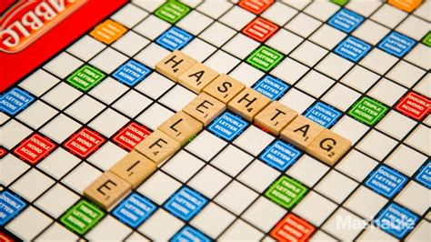 fa scrabble word scrabble adds selfie hashtag to official dictionary