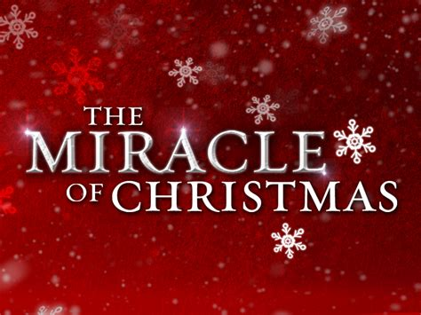 The Miracle Of The Miracle Of Ministry127