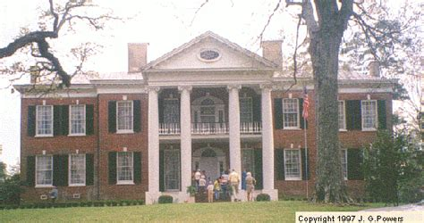 Southern Plantation Style Homes adams county mississippi place names