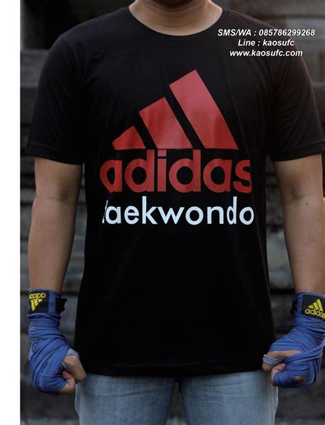 Kaos Tshirt Taekwondo jual kaos taekwondo adidas sms wa 085786299268 grosir