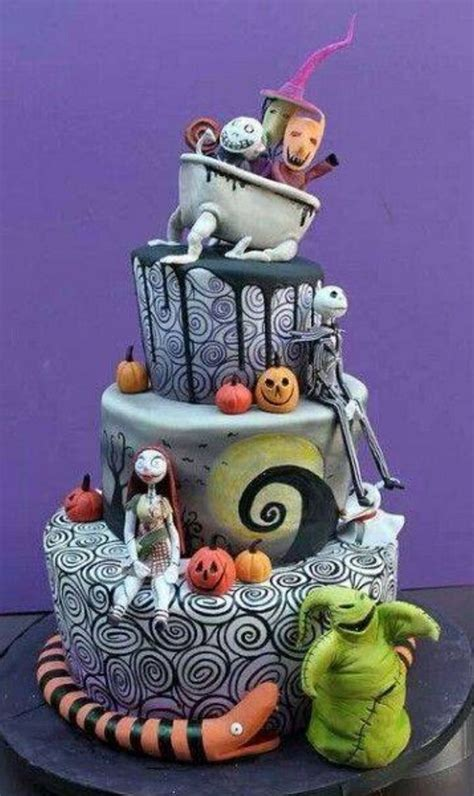 Nightmare Before Cake Ideas - nightmare before cool cakes
