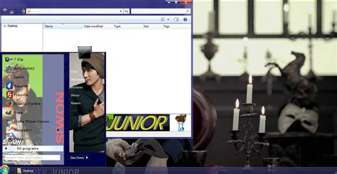 kpop theme download free my kpop fanatik choi siwon windows 7 theme download