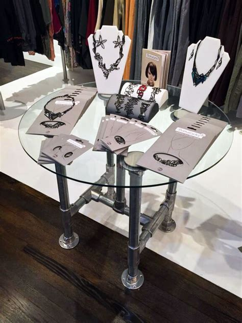 retail display table retail display tables tiered nesting