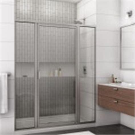 Alumax Shower Door Replacement Parts Stik Stall Shower Door Models Shower Doors Bathroom Enclosures Alumax Bath Enclosures