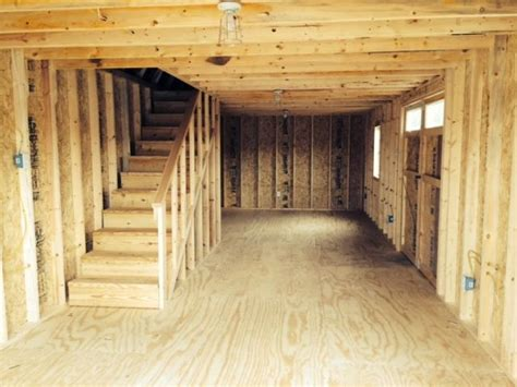 Log Cabin Floors Add A Full Second Floor Loft To Your Building And