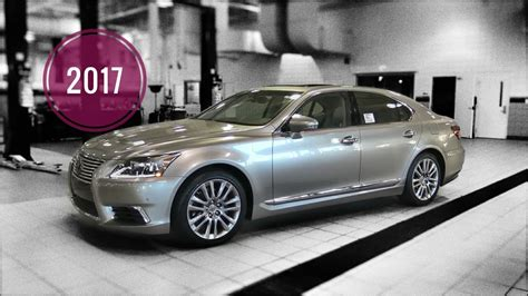 most expensive ls 2017 lexus ls460 in depth luxury car review tutorial