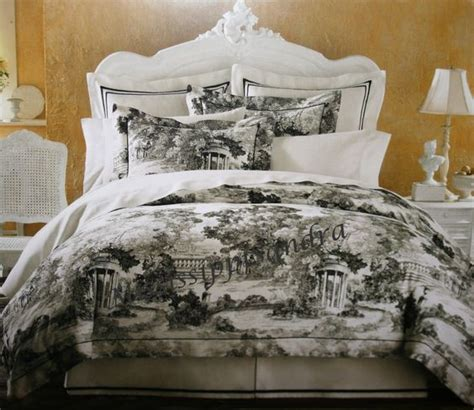 black toile bedding black and white toile bedding black toile pinterest