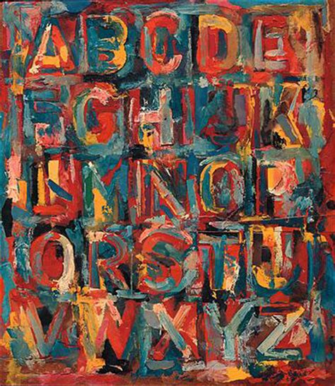 painting number abstract letters numbers painting ogs