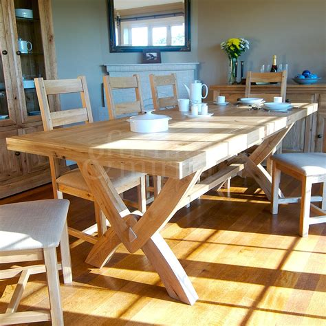 Table Fresno by Fresno Oxbow Extending Table Furniture And Mirror